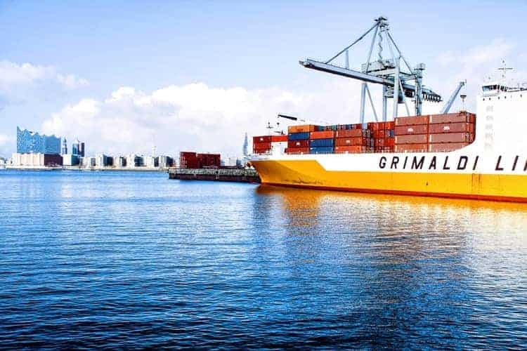Top 30 International Shipping Companies