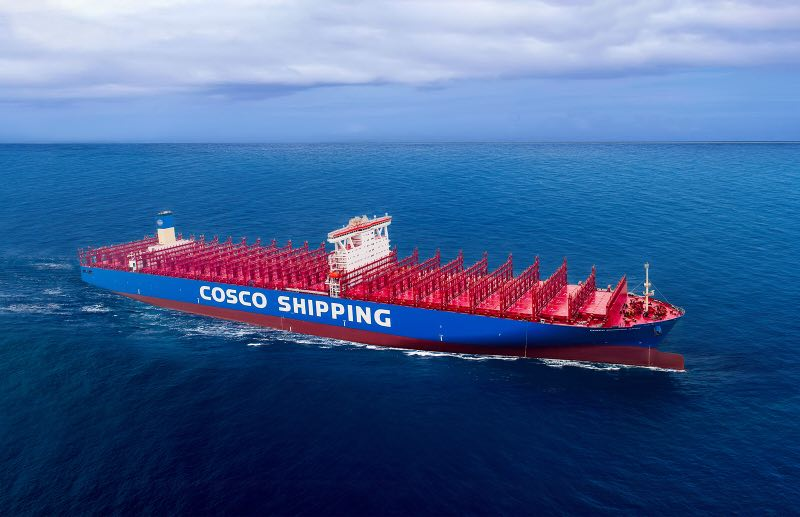 COSCO Shipping Lines: Company Profile & Overview