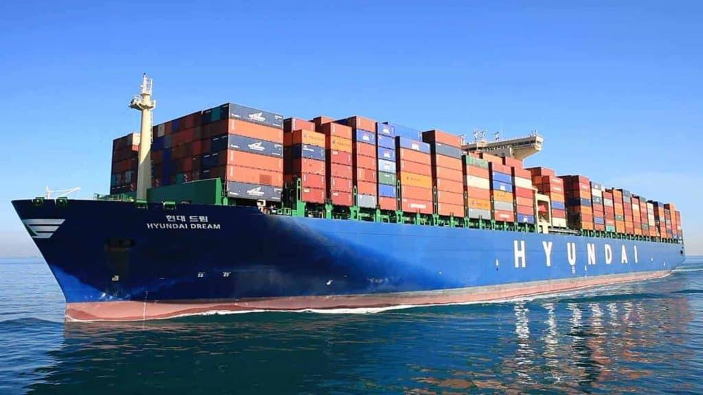 Hyundai Merchant Marine (HMM)